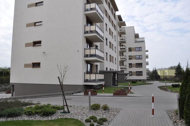 ykonanie iniekcji wysokociśnieniowej i uszczelniającej w pachwinie dylatacyjnej na łączeniu ściany z ławą fundamentową żywicą poliuretanową AQUAFIN-P4 firmy Schomburg Realizacja: Bydgoszcz, ul. Kijowska.